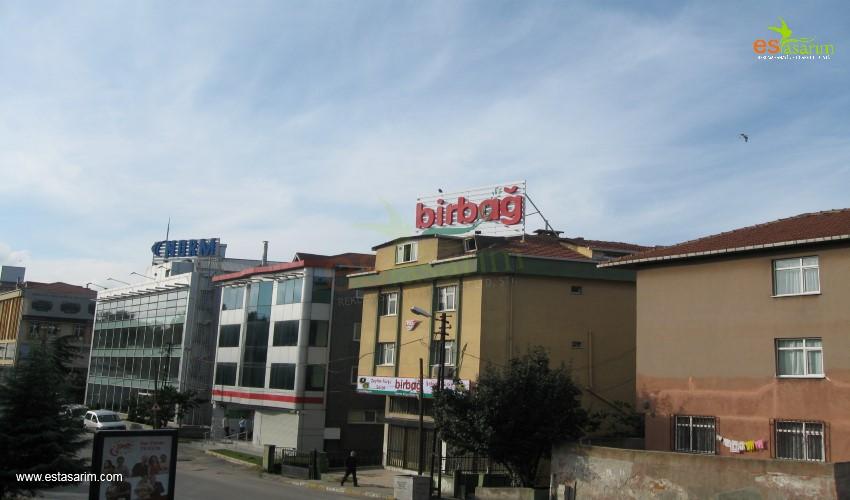çatı tabelası